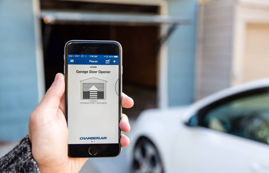 Guide for Smart Garage Door Openers