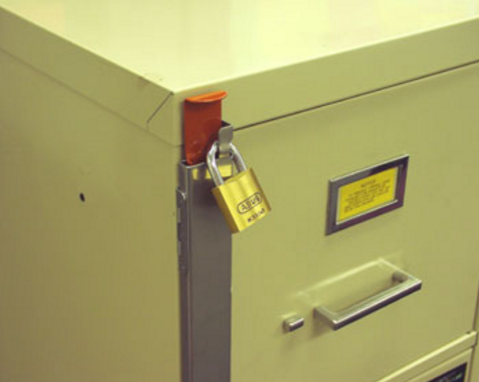 The Different Types Of File Cabinet Locks