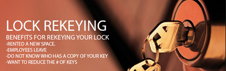 Rekeying Locks- Why It Is Necessary
